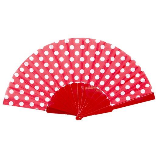 43 cm Faltfächer Windfächer Fächer pink 14 Sticks Länge ca 23 cm Spannweite ca